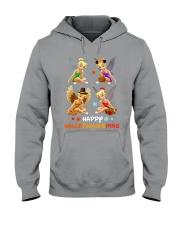 Tinkerbell Happy Hallothanksmas shirt Hooded Sweatshirt thumbnail
