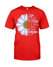 Daisy life is just better when Im  Classic T-Shirt tile