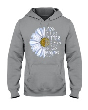 Daisy life is just better when Im  Hooded Sweatshirt thumbnail
