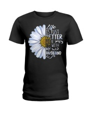 Daisy life is just better when Im  Ladies T-Shirt thumbnail