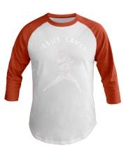 Baseball Jesus saves shirt Baseball Tee thumbnail