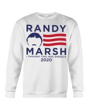 Randy Marsh I thought this was America 2020 shirt Crewneck Sweatshirt thumbnail