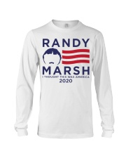 Randy Marsh I thought this was America 2020 shirt Long Sleeve Tee thumbnail
