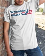 wainwright molina 2020 T-Shirt Classic T-Shirt apparel-classic-tshirt-lifestyle-27