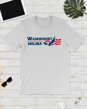 wainwright molina 2020 T-Shirt Classic T-Shirt lifestyle-mens-crewneck-front-17