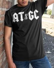 ATGC DNA shirt Classic T-Shirt apparel-classic-tshirt-lifestyle-27
