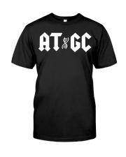 ATGC DNA shirt Classic T-Shirt front