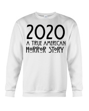 2020 a true American Horror story shirt Crewneck Sweatshirt thumbnail