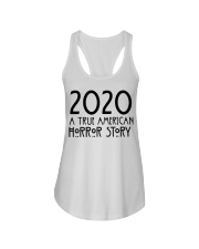2020 a true American Horror story shirt Ladies Flowy Tank thumbnail