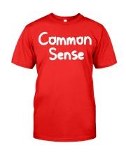 Common Sense shirt Classic T-Shirt tile