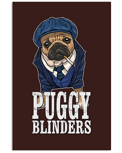 PUGGY BLINDERS - Great Gift for Pug Lovers