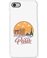 PARIS Premium Hometown Travel Souvenir T-Shirt Phone Case thumbnail