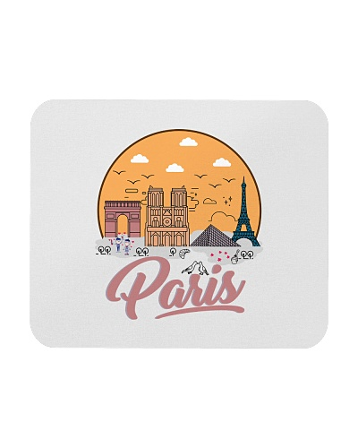 PARIS Premium Hometown Travel Souvenir T-Shirt