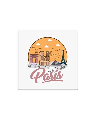 PARIS Premium Hometown Travel Souvenir T-Shirt