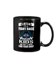 Mess With My Kids Mug thumbnail