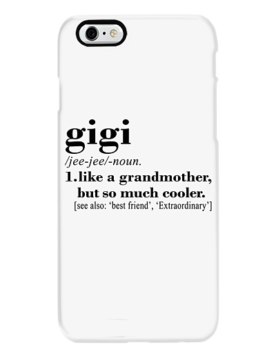 DEFINITION OF GIGI
