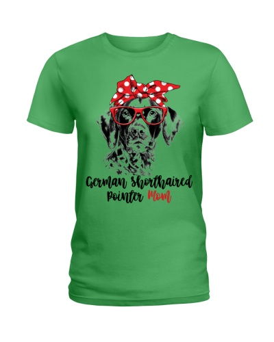 RED GERMAN SHORTHAIRED POINTER MOM