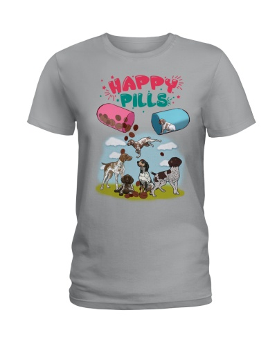 HAPPY PILLS GERMAN SHORTHAIRED POINTERS