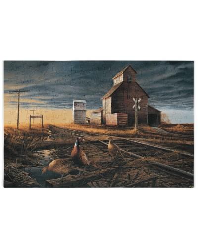 Prairie Skyline revised