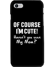 5 thing you should know about my mom Phone Case thumbnail