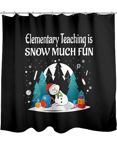 Elementary Teaching is Snow Much Fun