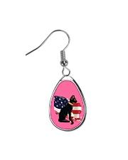 Bastet Gifts For Cat Lovers Teardrop Earrings thumbnail