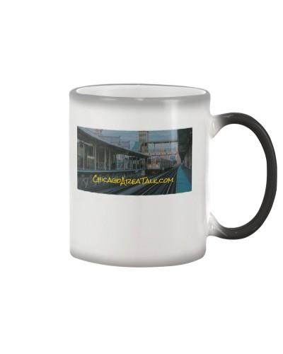 Color Changing Mug With Logo
