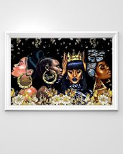 Melanin Queen Unapologetic Dope 36x24 Poster poster-landscape-36x24-lifestyle-02