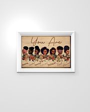 Black Girls You Are Amazing  24x16 Poster poster-landscape-24x16-lifestyle-02
