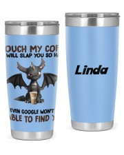 Dont Touch My Coffee 20oz Tumbler front