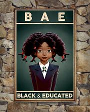 BAE Black Girl Black And Educated 24x36 Poster poster-portrait-24x36-lifestyle-16