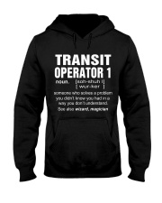 HOODIE TRANSIT OPERATOR 1 Hooded Sweatshirt thumbnail