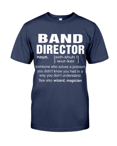 HOODIE BAND DIRECTOR