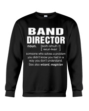 HOODIE BAND DIRECTOR Crewneck Sweatshirt thumbnail
