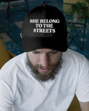 She belong to the streets Embroidered Hat garment-embroidery-hat-lifestyle-06