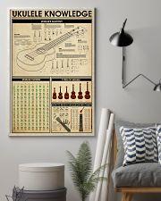 UKULELE KNOWLEDGE 11x17 Poster lifestyle-poster-1