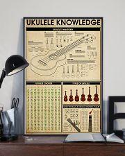 UKULELE KNOWLEDGE 11x17 Poster lifestyle-poster-2