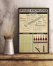UKULELE KNOWLEDGE 11x17 Poster lifestyle-poster-3