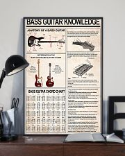 BASS GUITAR KNOWLEDGE 11x17 Poster lifestyle-poster-2