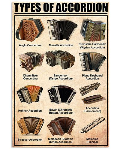 TYPES OF ACCORDION