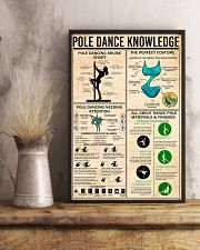 POLE DANCE KNOWLEDGE 24x36 Poster lifestyle-poster-3