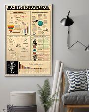 JIU-JITSU KNOWLEDGE 24x36 Poster lifestyle-poster-1