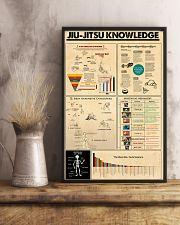 JIU-JITSU KNOWLEDGE 24x36 Poster lifestyle-poster-3