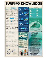 SURFING 1 24x36 Poster front