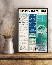 SURFING 1 24x36 Poster lifestyle-poster-3