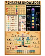 YOGA 19 11x17 Poster front