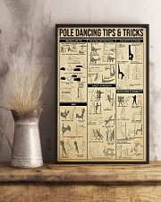POLE DANCING TIPS  TRICKS 24x36 Poster lifestyle-poster-3