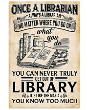 LIBRARIAN 11x17 Poster front