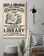 LIBRARIAN 11x17 Poster lifestyle-poster-1