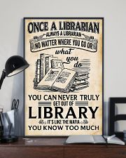 LIBRARIAN 11x17 Poster lifestyle-poster-2